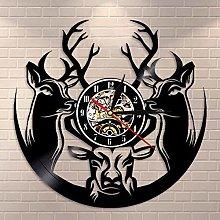 GVC Wild Deer Hunters Man Cave Home Decor Wall
