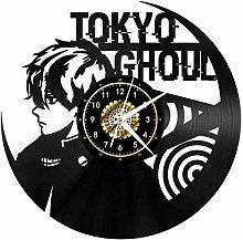 GVSPMOND Wall clock cartoon character series wall