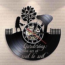 GVSPMOND Wall clock exquisite art soul art kitchen