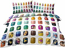 Gvvaceo® Baby Bedding Set Duvet Cover Single 135