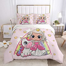 Gvvseso® Kids Duvet Cover Bedding Set with 3D