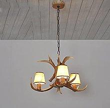 GWDFSU retro chandelier restaurant bar bedroom