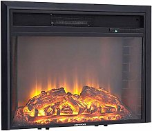 GWFVA Wall Mounted Fire Electric Fireplace Suite