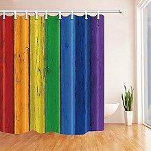 gwregdfbcv Color wooden planks background Shower