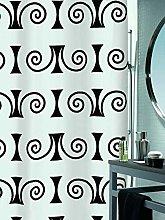 gwregdfbcv Printed bathroom shower curtain