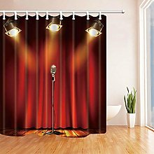gwregdfbcv Stage and spotlight bathroom shower