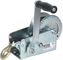 GWW2000M 900kg Capacity Geared Hand Winch with