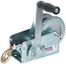 GWW2000M Geared Hand Winch 900kg Capacity with