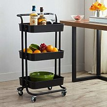 GXK 4/3 Tier Salon Spa Beauty Kitchen Home Dentist
