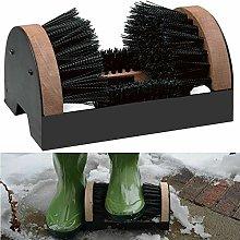 GXK Heavy Duty Shoe Dirt Scraper Brush Scrubber