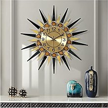 GXM-LZ 23.6IN Round Wall Clock for Living