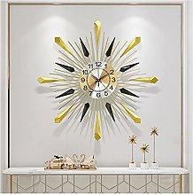 GXM-LZ Modern Round Wall Clock,Wall art Decoration