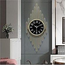 GXM-LZ Modern Wall Clocks,Decoration Handmade Mute