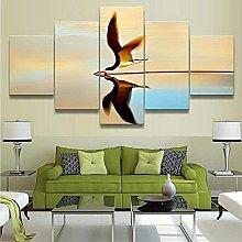 Gxucoa Canvas Hd Prints Paintings Wall Art Home