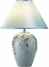 GXY Bedside Table Lamp Retro Led Desk Lamp Bedroom