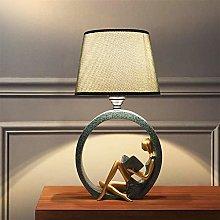 GXY Desk Lamp Bedroom Bedside Lamp/Simple Modern