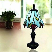 GXY Desk Lamp Resin Base Bedroom Bedside