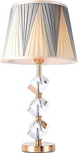 GXY Light for Bedrooms Crystal Table Lamp Stacked