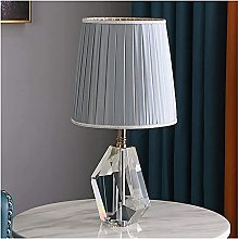 GXY Light for Bedrooms Modern Transparent Crystal