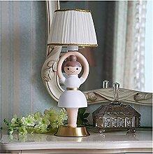 GXY Light for Bedrooms Spin Ballet Dancer Lamp
