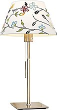 GXY Light for Bedrooms Table Lamp Chrome-Plated