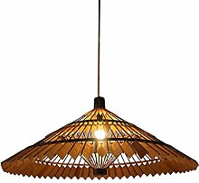 GXY Loft Bamboo Lamps for Bedrooms,Durable Indoor