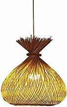 GXY Loft Chandelier Natural Bamboo,Indoor Handmade