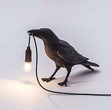 GXY Loft Modern Table Lights Resin Auspicious Bird