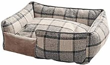 GXY Square Dog Bed and Cat Bed Lounge Bed