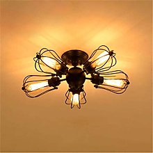 GXY Vintage Ceiling Lights, Retro Industrial