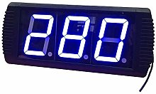 Gym Timer 3 Digits LED Seconds Countdown Timer