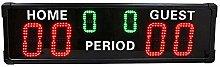Gym Timer 6 Digits LED Electronic Scoreboard