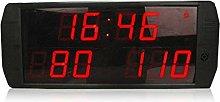 Gym Timer 9 Digits LED Electronic Scoreboard