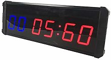 Gym Timer Gym Clock Crossfit Interval Wall Timers