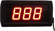 Gym Timer IR Remote Control LED Days Countdown
