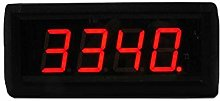 Gym Timer LED Wall Clock Countdown & up