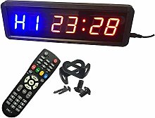 Gym Timer Programmable Gym Clock Crossfit Interval