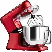 GYMAX Stand Mixer, 1400W 7L Electric Kitchen Mixer