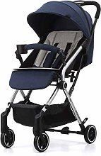 Gymqian Baby Stroller, Foldable Lightweight Baby