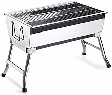 Gymqian Barbecue Grill Outdoors Grill for BBQ