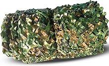Gymqian Camouflage Net Woodland Oxford Cloth Army