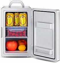 Gymqian Car Refrigerator-16L Silent Mini Fridge