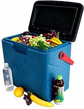 Gymqian Car Refrigerator-Cooler Box 30L Portable