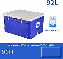 Gymqian Car Refrigerator-Cooler Box 92L Deep