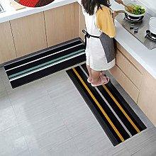 Gymqian Carpet Non-Slip-Oil Carpet Runners for