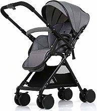Gymqian Lightweight Stroller, with Safety System