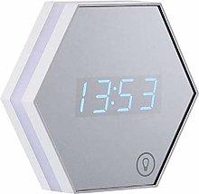 Gymqian Multi-Function Digital Mirror Alarm