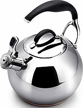 Gymqian Stainless Steel Kettle Gas Gas Cooker
