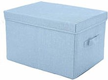 Gymqian Storage Box with Handle-Portable-Toys,