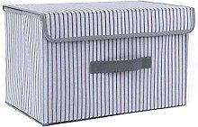 Gymqian Storage Box with Lid Toy Storage Box